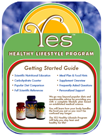 Download Yes Supplements Getting Started Guide