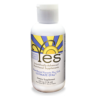 YES Ultimage EFAs Liquid 4 ounce